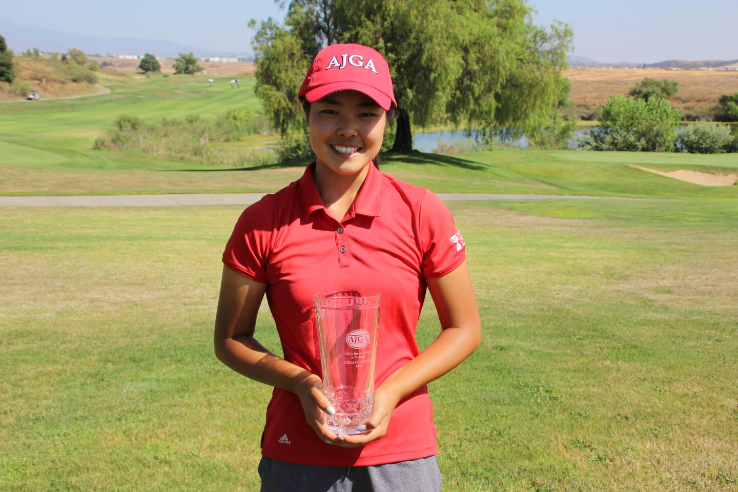 Kylie Chong Trophy Picture  - 2020 - AJGA Junior All Star at Morongo.JPG