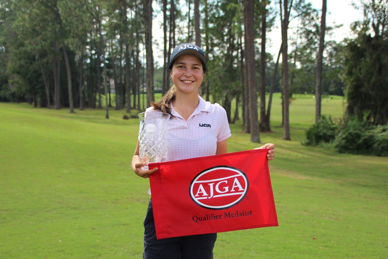 Giovanna Fernandez Girls Champ - Qualifier Medalist - 2020 - Billy Horschel Junior Championship.JPG