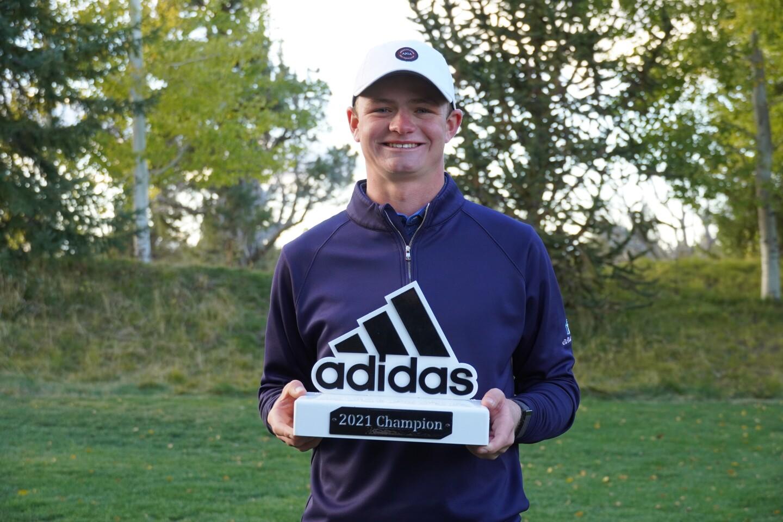 Nicholas Gross champion - AJGA Junior All-Star Invitational presented by adidas Golf - 2021
