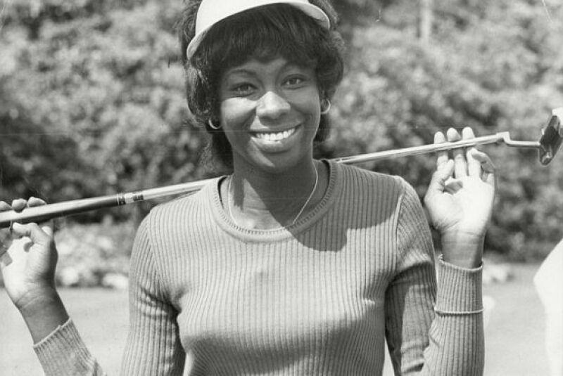 Renee Powell LPGA archive
