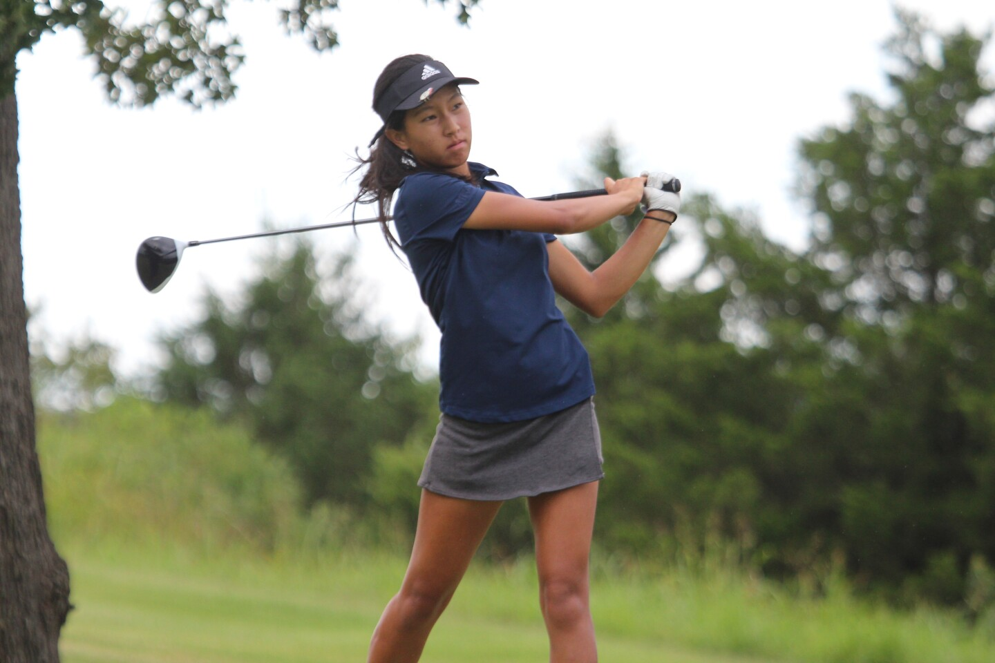 Eubin Shim Action  - Bass Pro Shops Payne Steward Junior Championship - 2020.JPG