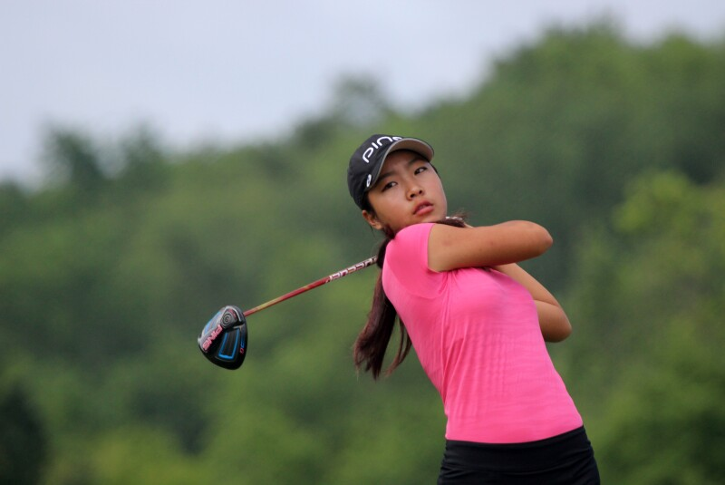 Lei Ye - First Round Action - 2017 - Polo Golf Junior Classic (3).JPG