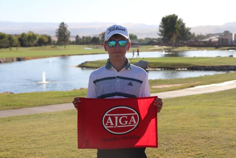 Alexander Cooke - Qualifier Medalist - 2020 AJGA Junior Open presented by Greater Zion