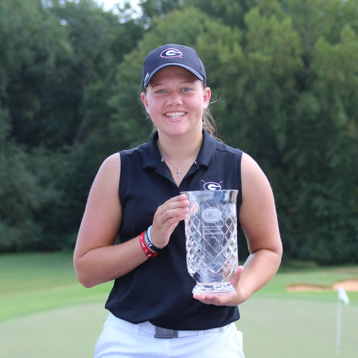 Cowart Eagles final hole to Win First AJGA