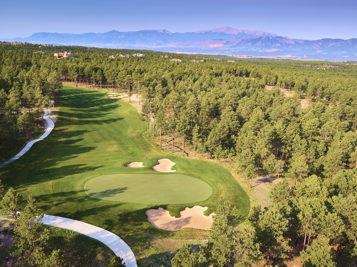 The Club at Flying Horse Course Photo - 2021